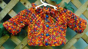 Baby Clair's Cardigan