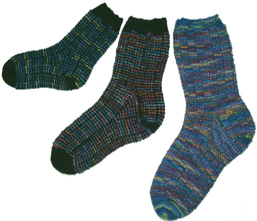 Helix Hiker Socks