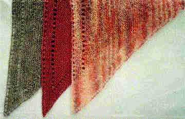 Maggie S Rags Free Knitting Patterns Sarah S Shawl